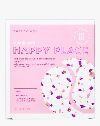 Moodpatch Happy Place Aromatherapy Eye Gels