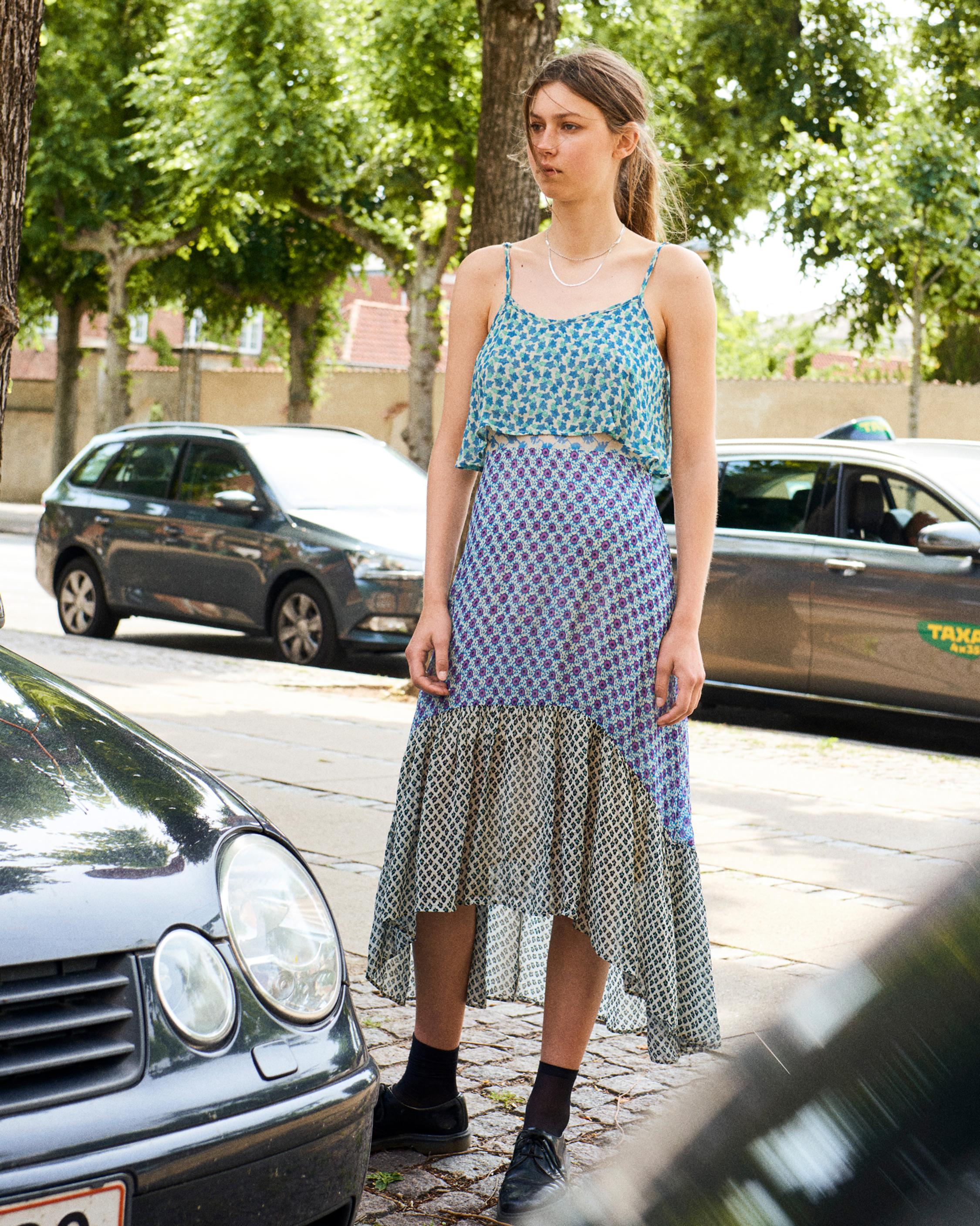 Ofelia Popover Dress