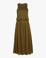rag & bone Rower Belted Midi Dress 0