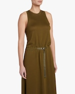 rag & bone Rower Belted Midi Dress 3