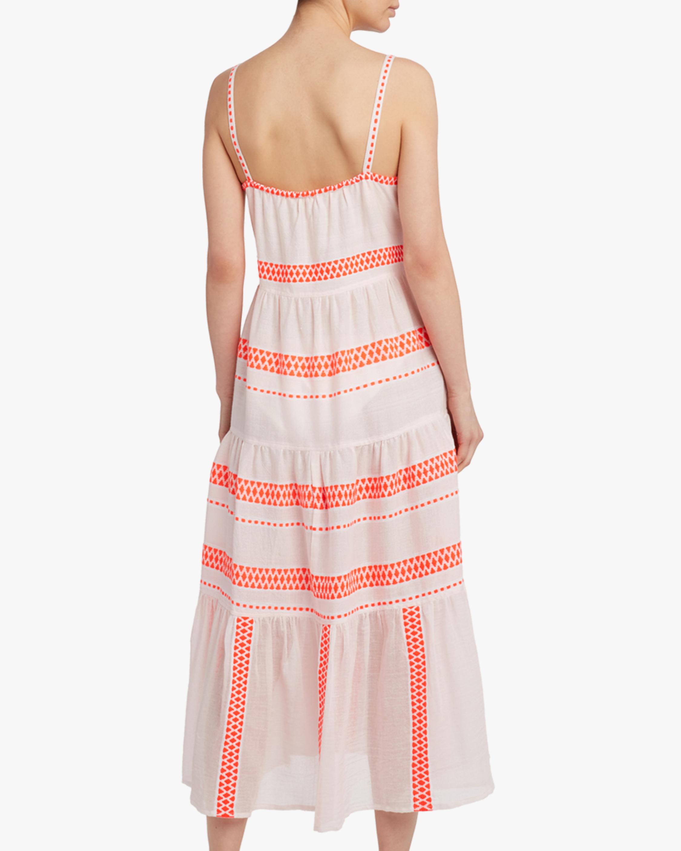 Jemari Cascade Dress
