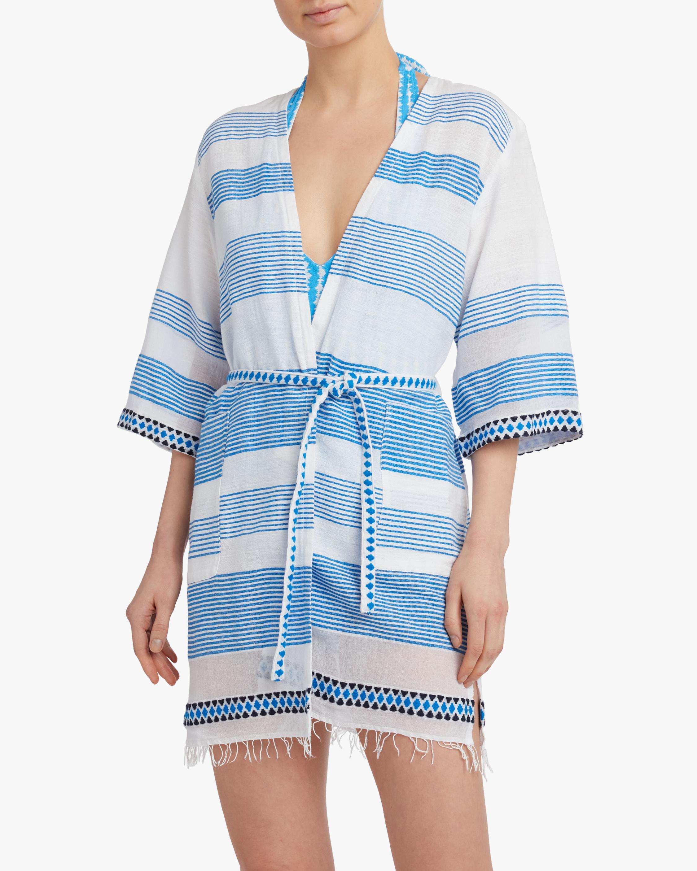 Mizan Short Robe