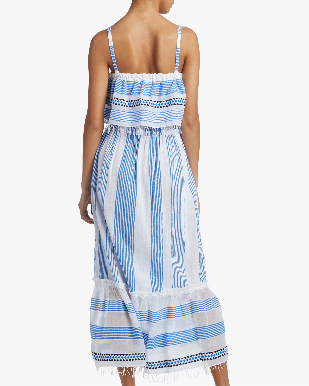 Mizan Ruffle Dress