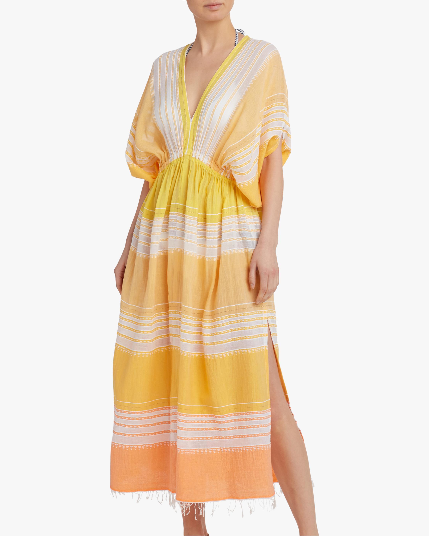 Eshal Plunge Neck Dress