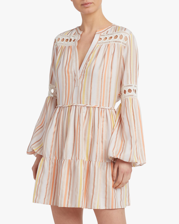 Retta Mini Blouse Dress