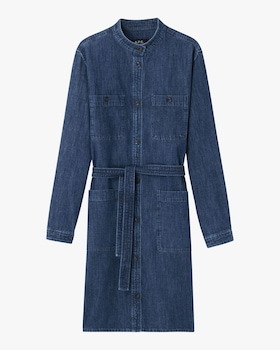 Corine Shirt Dress