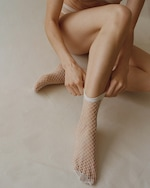The Great Eros Fishnet Socks 1