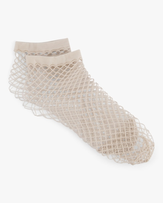 The Great Eros Fishnet Socks 0