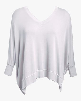 Sabina V Neck Top
