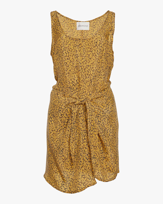 The D.K. Mini Wrap Dress