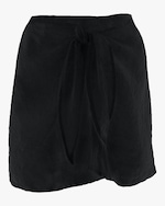 Anemos The Wrap Mini Skirt 0