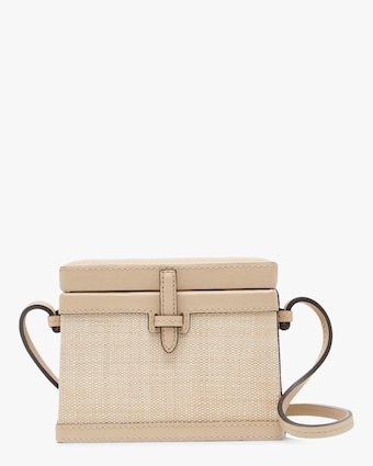 Mini Square Trunk Shoulder Bag