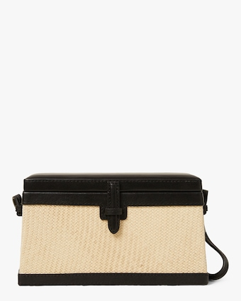 Square Trunk Shoulder Bag