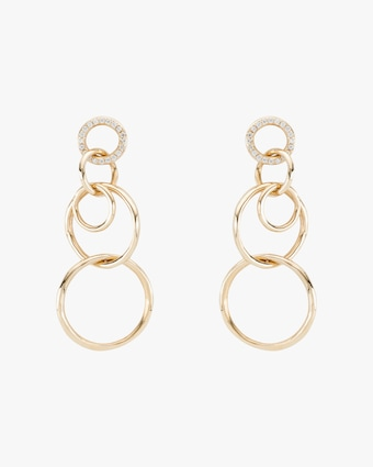 UNOde50 Mess Drop Earrings 2