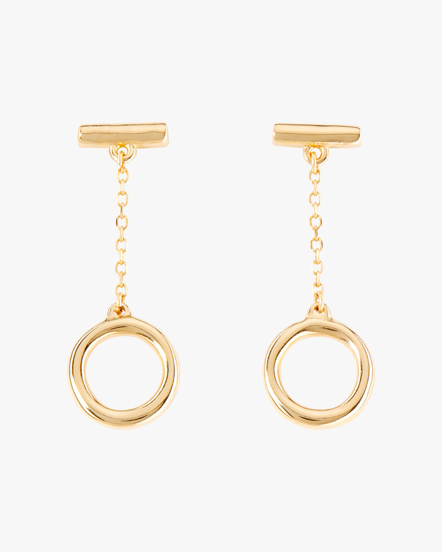 UNOde50 Off/On Drop Earrings 2