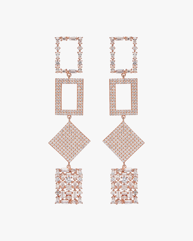 Nickho Rey Bond Drop Earrings 0