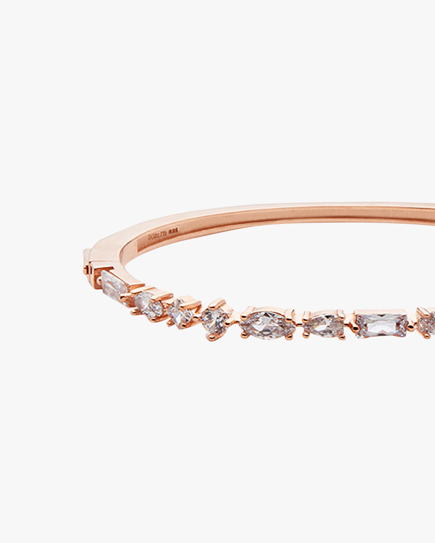 Nickho Rey Cooper Bangle Bracelet 2