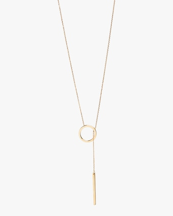 Lisa Lariat Necklace