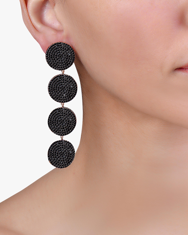 Teggy Drop Earrings