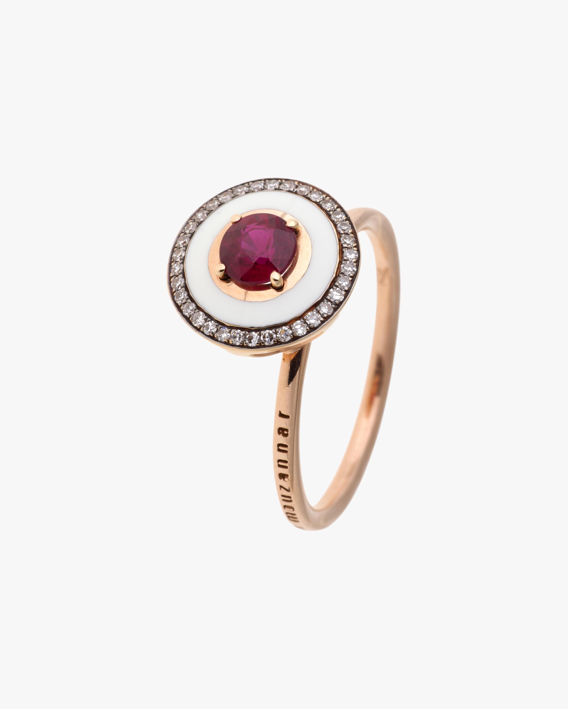 Ruby & Diamond Ring