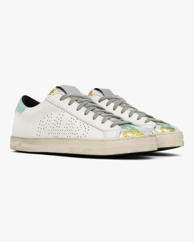 John Iridescent Sneaker