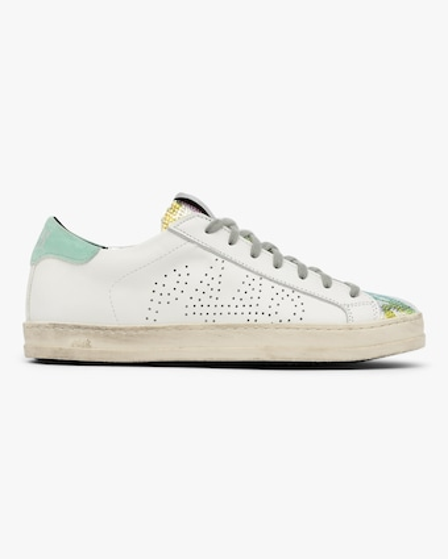 P448 John Iridescent Sneaker 2