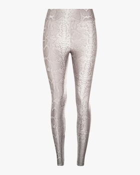 Drive High-Rise Reptile Leggings