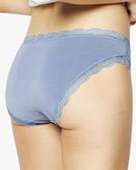 Stripe & Stare Basic Blue Knickers Box 4PK 2