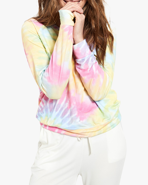 Stripe & Stare Tie Dye Sweatshirt 3