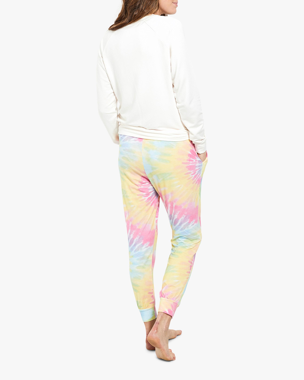 Stripe & Stare Tie Dye Lounge Pants 2