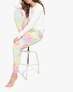 Stripe & Stare Tie Dye Lounge Pants 3