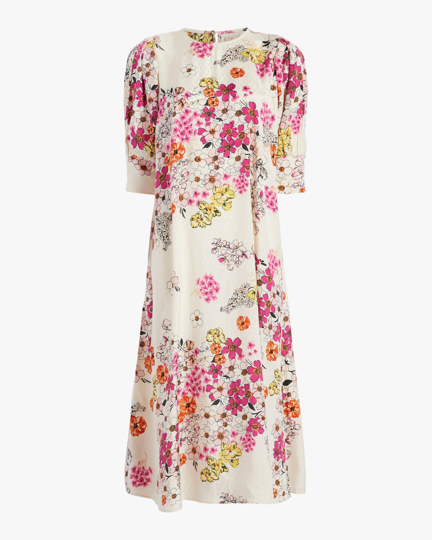 Delicate Midi Dress
