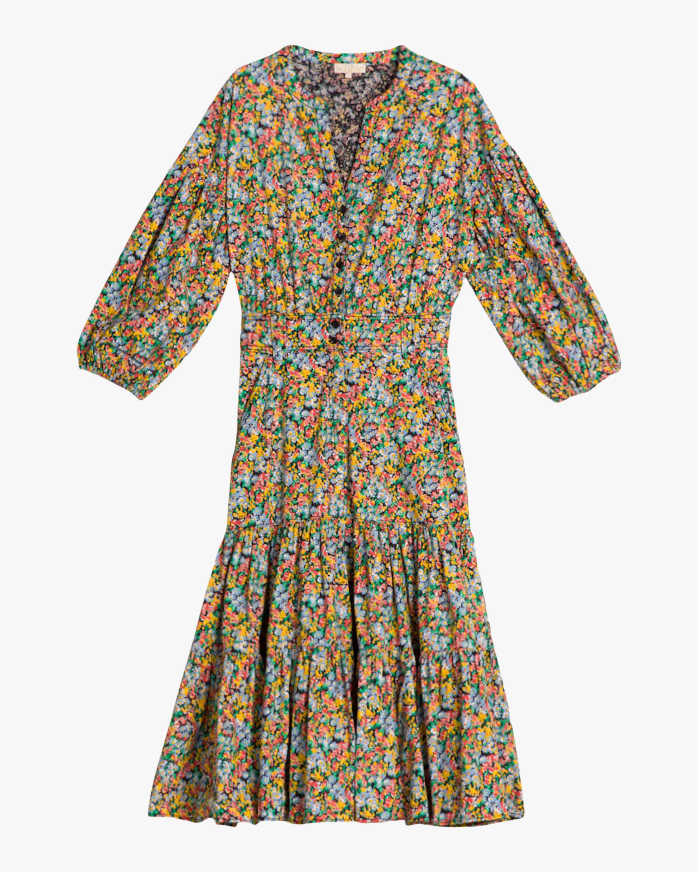 Structured Cotton Shirt Dress