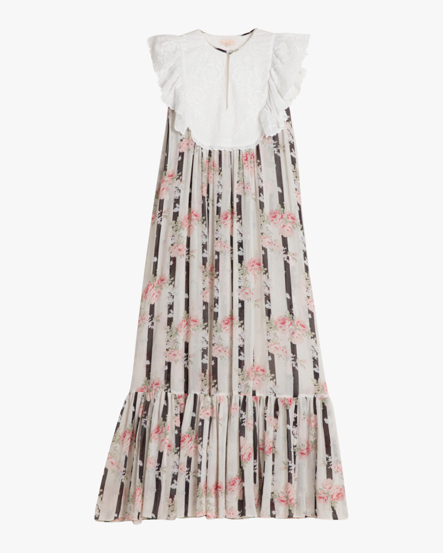 Anglaise Maxi Dress