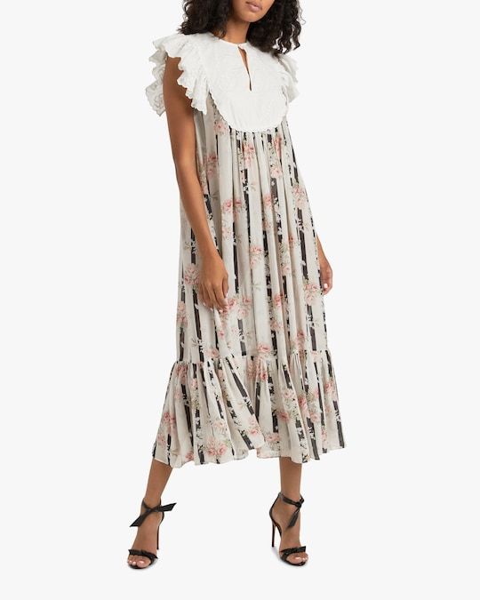 byTimo Anglaise Maxi Dress 1