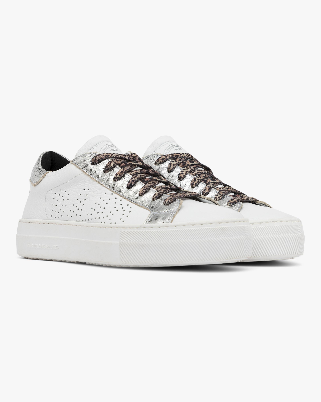 The Silver Thea Sneaker