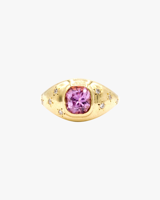 Pink Sapphire Imogen Ring
