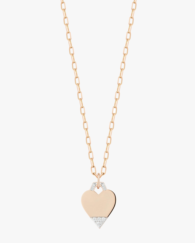 Walters Faith Pavé Mini Heart Charm 1