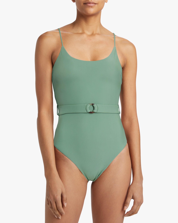 Mikoh Mila One-Piece Swimsuit 1