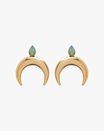 Lionette Mira Moon Earrings 1