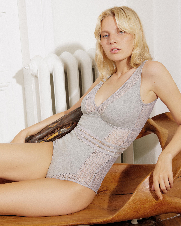 Else Jolie Soft Triangle Bodysuit 2