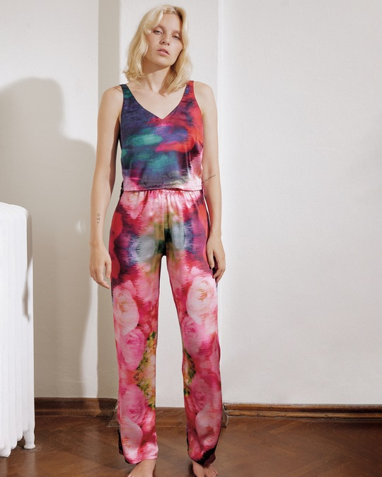 Else Maui Tie Dye Pants 1
