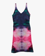 Else Maui Camisole Tie Dye Midi Dress 0