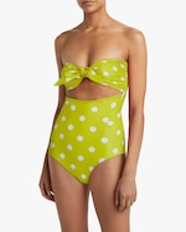 Mikoh Lana 2 One-Piece Swimsuit 1