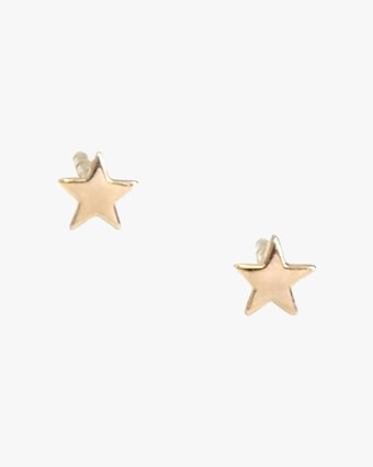 Jac + Jo Star Stud Earrings 1