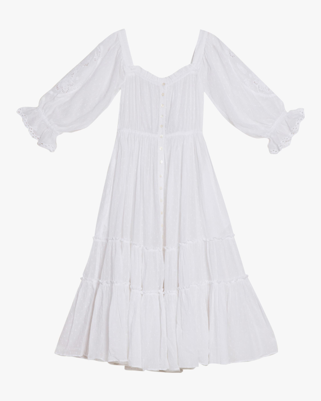 Sunday Morning Midi Dress