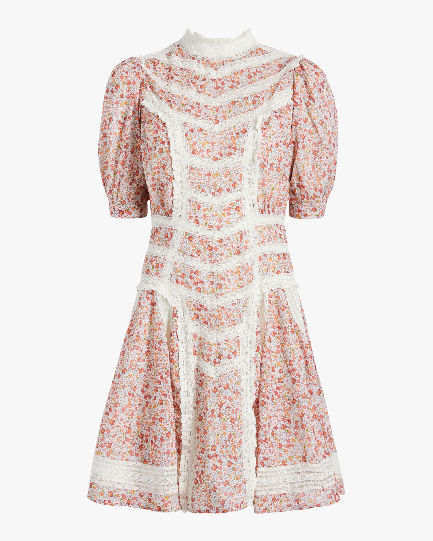 byTimo Victorian Mini Dress 0