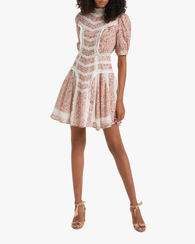 byTimo Victorian Mini Dress 1