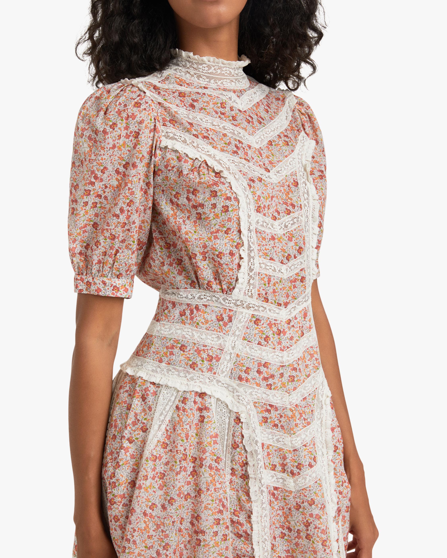 byTimo Victorian Mini Dress 3