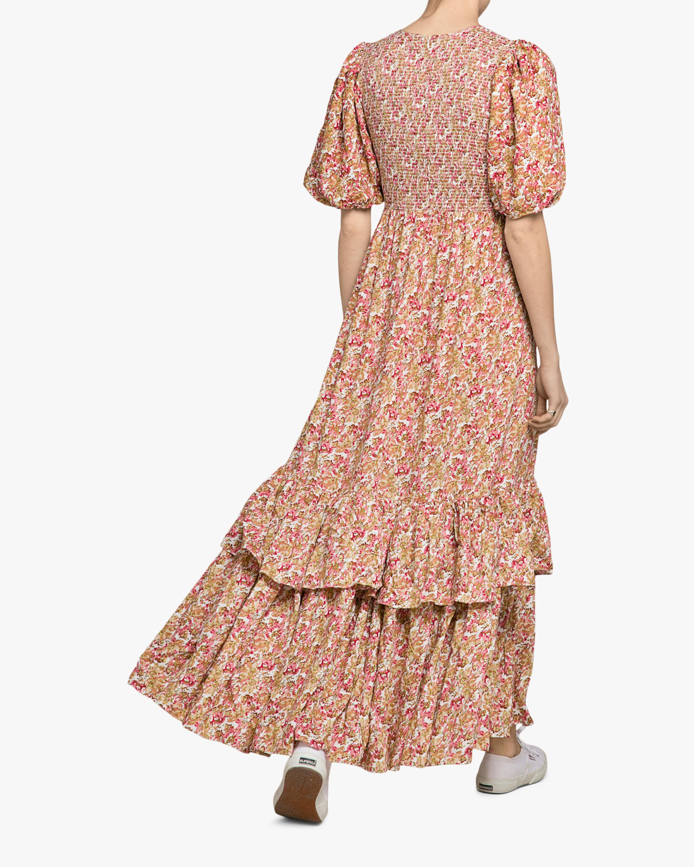byTimo Smocking Maxi Dress 2